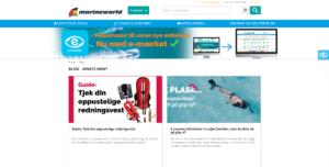 Marineworlds blog