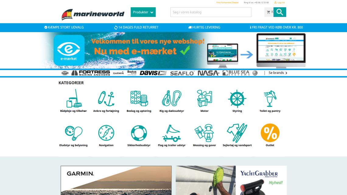 Marineworld.dk